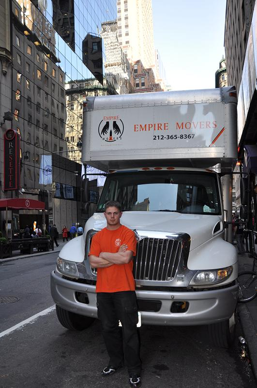 Nyc Moving Company Photo Gallery New York Movers Empire