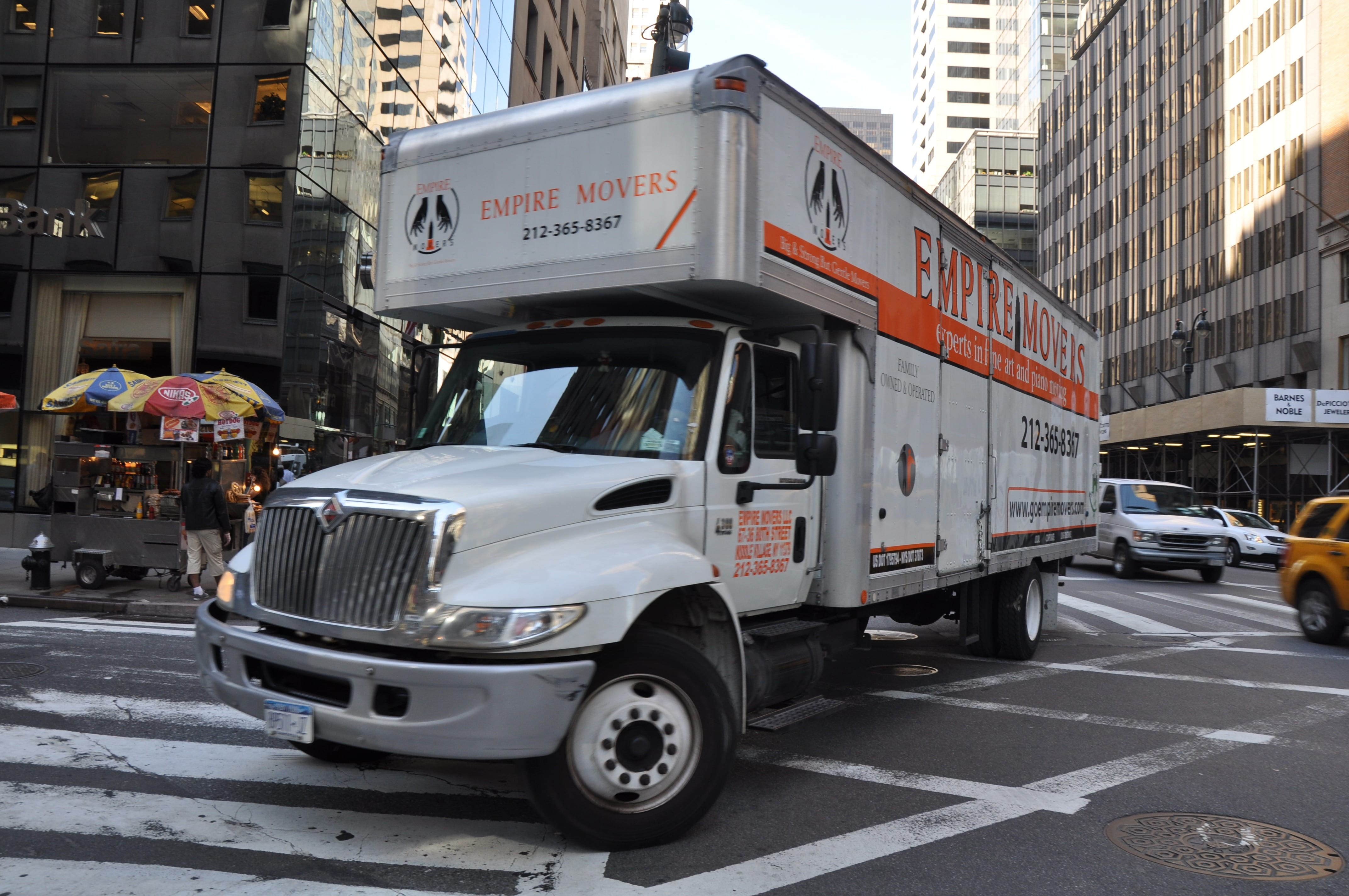 Empire movers brooklyn and new york moving to brooklyn