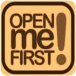 Open Me First Moving Boxes