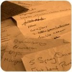 moving tips create lists
