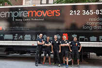 Commercial movers NY