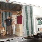 moving truck NYC, hire moving truck nyc